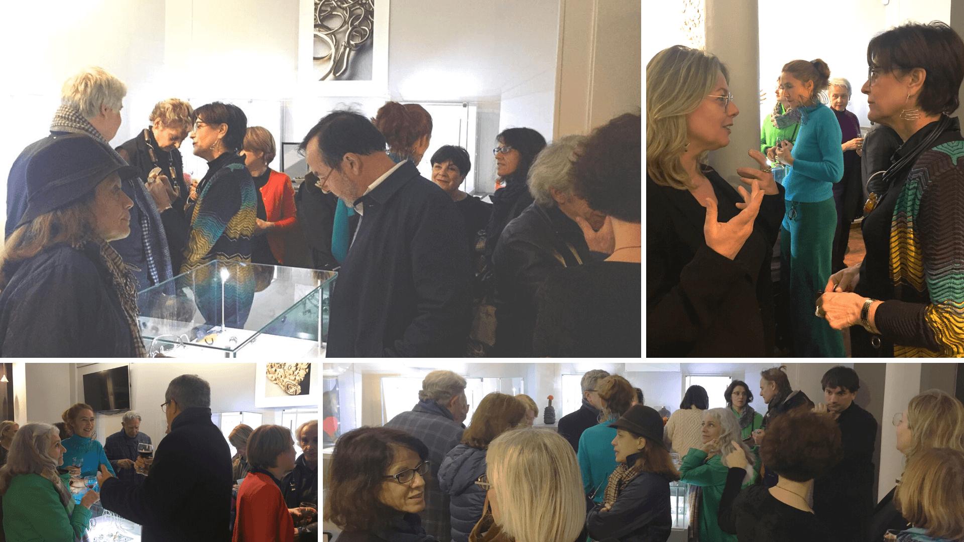 Opening exposition Paris - Tel Aviv