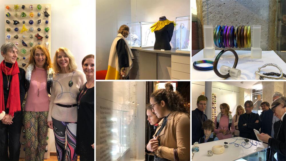 Opening vernissage Agathe Saint Girons