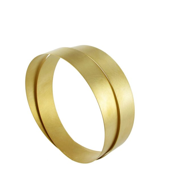 Bracelet Bow Or Jaune 12mm Niessing