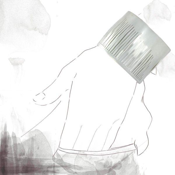 """Manchette """"Boîte À Musique"""" Argent"""