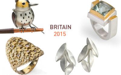 9 créateurs britanniques pour BRITAIN 2015