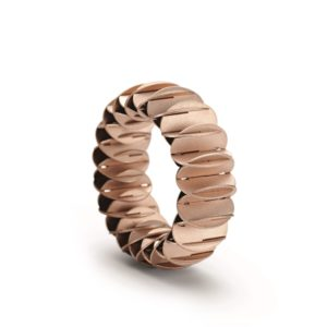 Bague Phoenix Or Couleur Rosewood Niessing