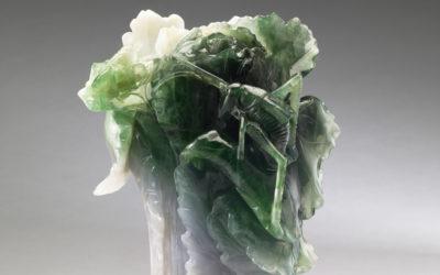 """Le jade, une des plus anciennes """"pierres précieuses"""""""
