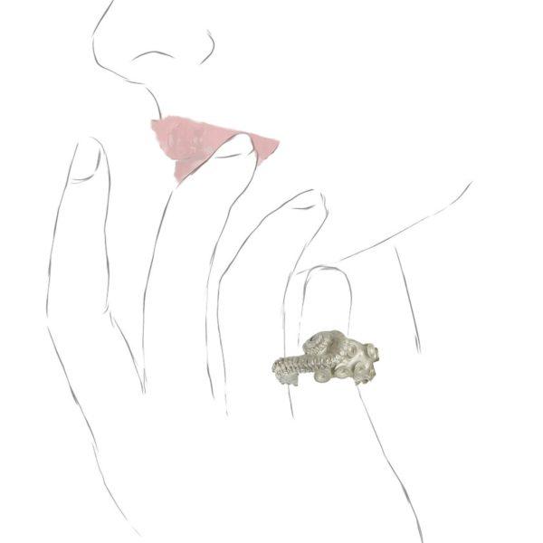 Bague Grande Choksu (petit doigt)