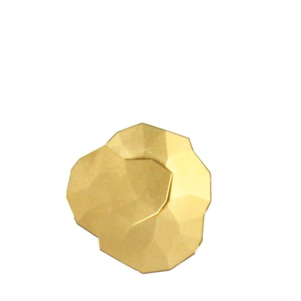 Pendentif Topia or jaune, 30mm Niessing