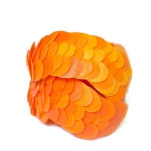 Bracelet Catching Big Fish Orange