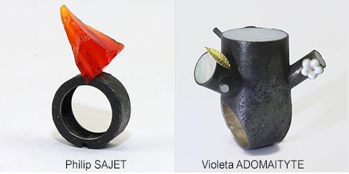 Exposition Philip Sajet - Violeta Adomaityte