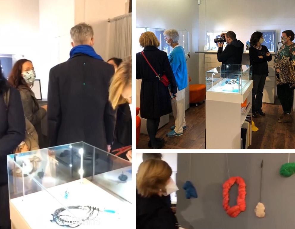 Exposition OCEAN 2050 opening