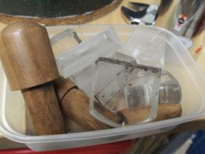 John Moore Jewellery, outils de mise en forme
