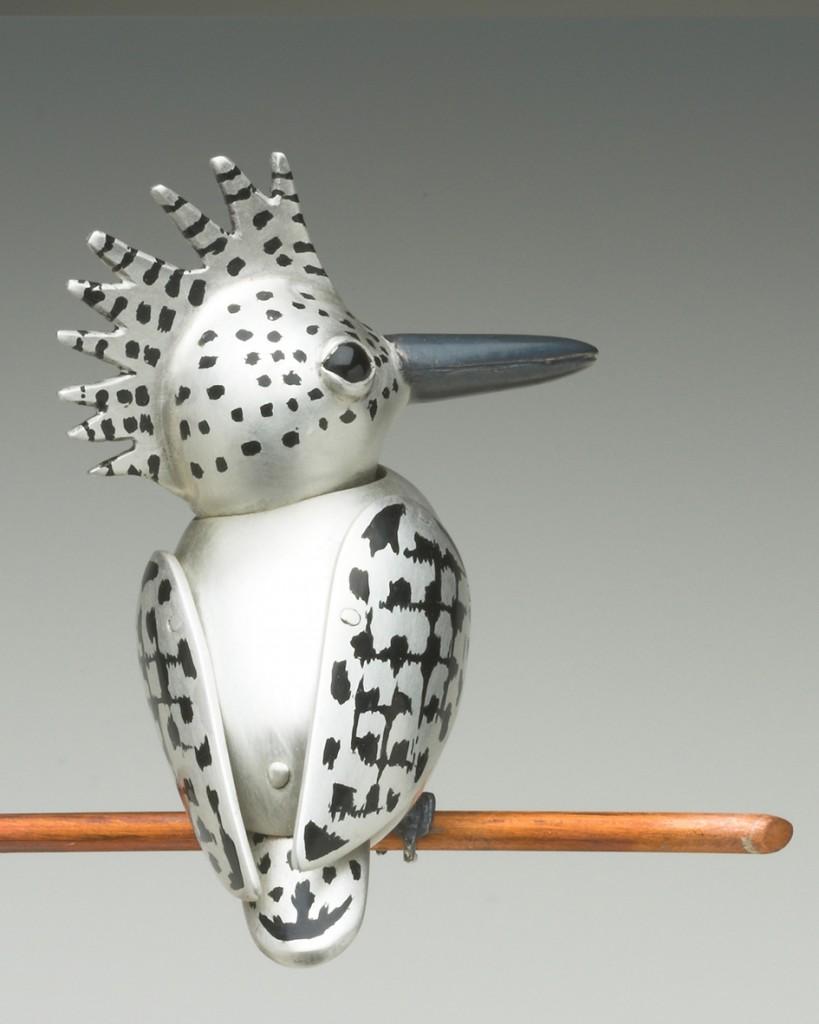 oiseau de Rie Taniguchi,  une des  10 créateurs britanniques