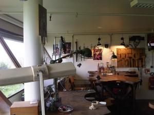 Atelier d'Agathe Saint Girons
