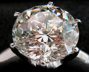 Diamant taille Gabrielle de Gabi Tolkowsky